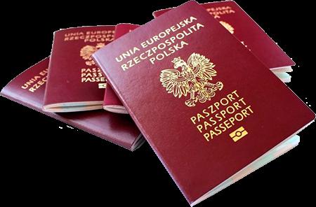 основной документ гражданина Польши